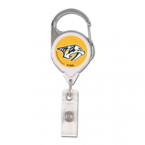 WinCraft Nashville Predators Retractable Badge Holder