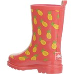 Austin Trading Co. Girls' Pineapple Rubber Boots - view number 3