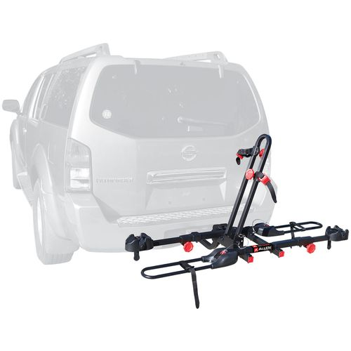 Allen Sports XR200 Easy Load Deluxe 2-Bicycle Hitch Rack - view number 1