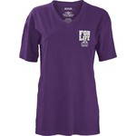 Three Squared Juniors' University of Central Arkansas Team For Life Short Sleeve V-neck T-shirt - view number 2