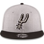 New Era Men's San Antonio Spurs 9FIFTY 2T Snapback Cap - view number 6