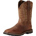 Ariat Men's Groundbreaker Steel Toe Work Boots - view number 2