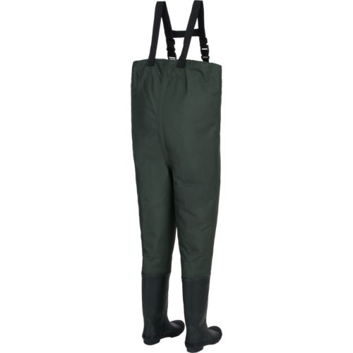 Compass 360 Oxbow 2 Ply Rubber Cleat Chest Bootfoot Wader - view number 3