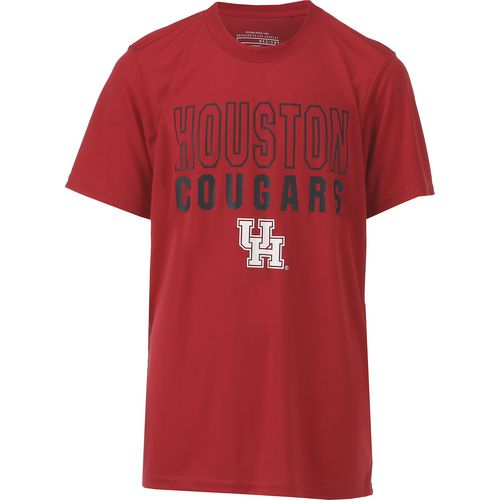 Colosseum Athletics Boys' University of Houston Team Mascot T-shirt