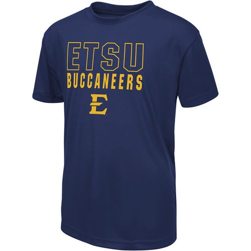 Colosseum Athletics Boys' East Tennessee State University Team Mascot T-shirt