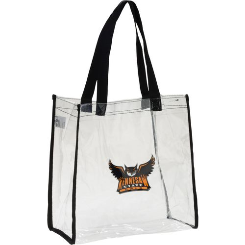 Forever Collectibles Kennesaw State University Clear Reusable Bag