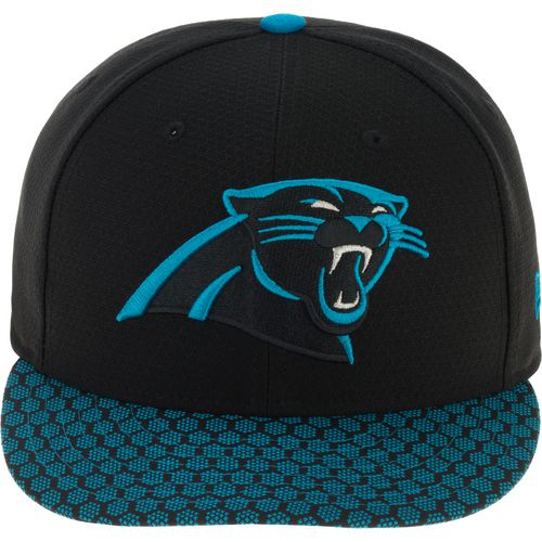 New Era Men's Carolina Panthers Onfield Sideline 2-Tone 9FIFTY Cap