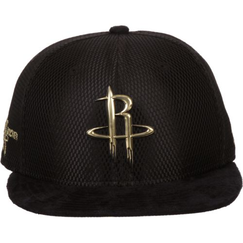 New Era Men's Houston Rockets 9FIFTY On Court Snapback Cap