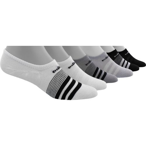 adidas Superlite Super No-Show Socks 6 Pack