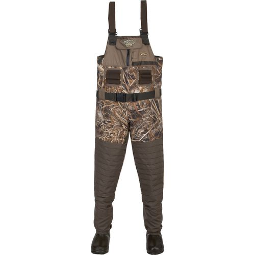 Drake Waterfowl Women's New Eqwader Breathable Insulated Wader