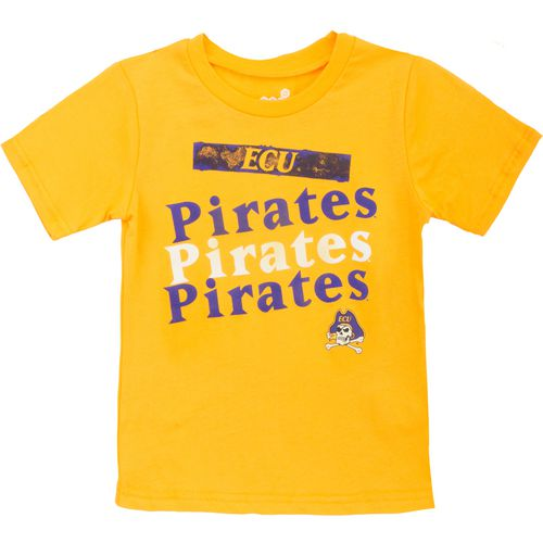 Gen2 Toddlers' East Carolina University Watermarked T-shirt