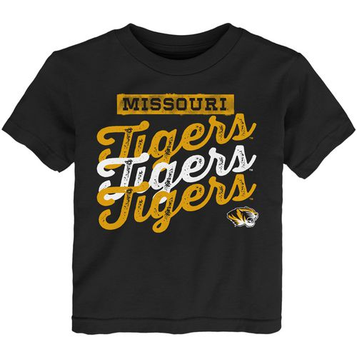 Gen2 Toddlers' University of Missouri Watermarked T-shirt