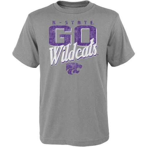 Gen2 Boys' Kansas State University Rally Antheme T-shirt