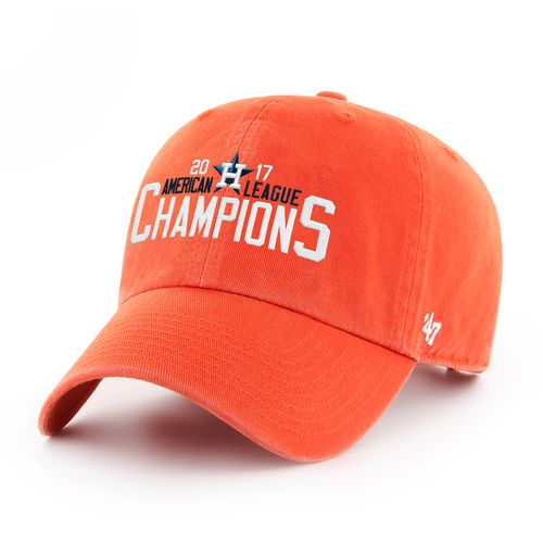 '47 Houston Astros Men's American League Champs Clean Up Cap