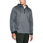 Under Armour Men's Armour Fleece Icon 1/4 Zip Pullover Hoodie - view number 3