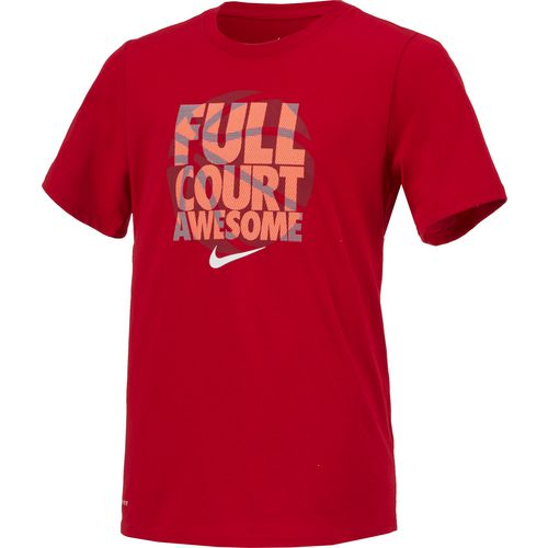 Nike Boys' Dry Basketball T-shirt - view number 1