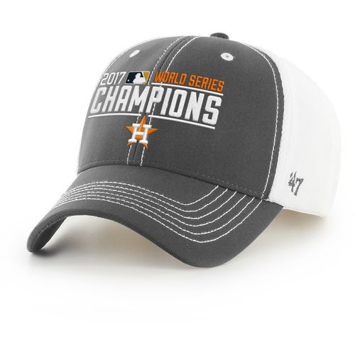 '47 Men's Astros World Series Champs MVP Cap