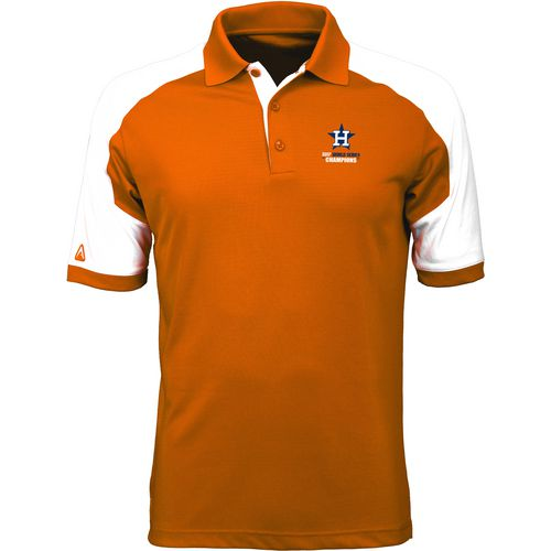 Antigua Men's Astros World Series Century Polo