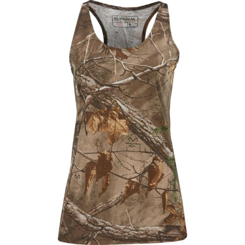 Magellan Outdoors Women's Fayette Camo Tank Top - view number 3