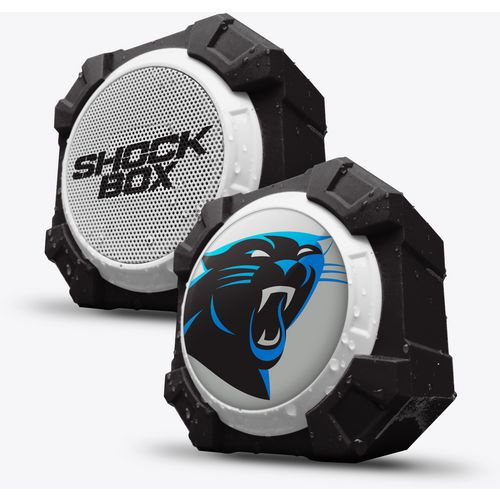 Mizco Carolina Panthers Shockbox Bluetooth Speaker