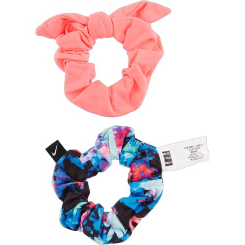 Nike Girls' Gathered Hair Ties