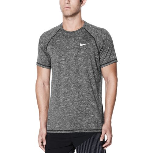 Nike Men's Hydroguard Short Sleeve Rash Guard