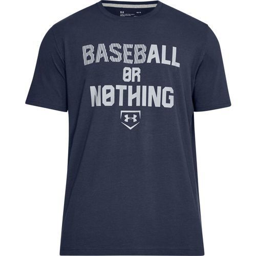 Under Armour Men's Baseball All or Nothing T-shirt