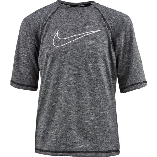 Nike Boys' Hydroguard Half Sleeve Rash Guard
