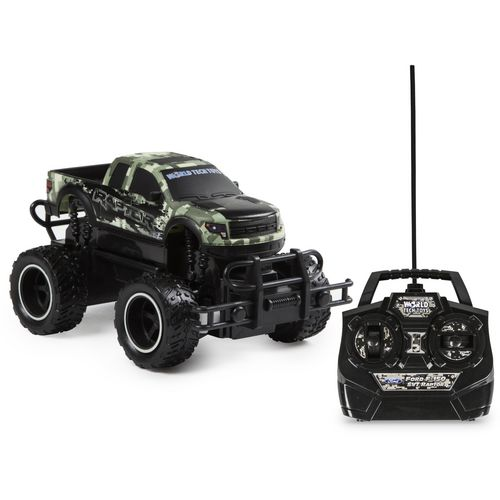 World Tech Toys Ford F-150 SVT Raptor 1:24 Electric RC Monster Truck