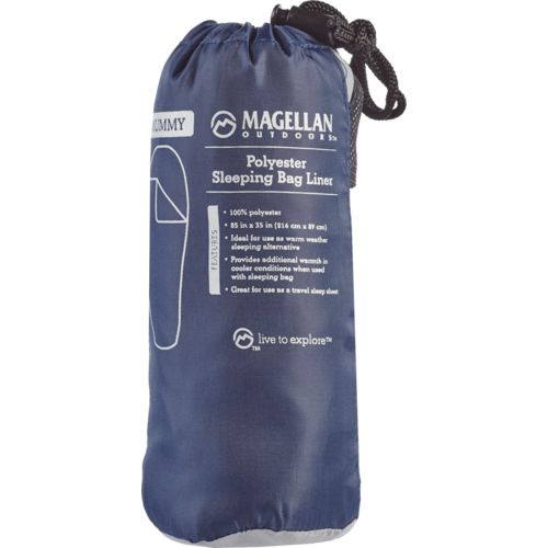Magellan Outdoors Mummy Sleeping Bag Liner