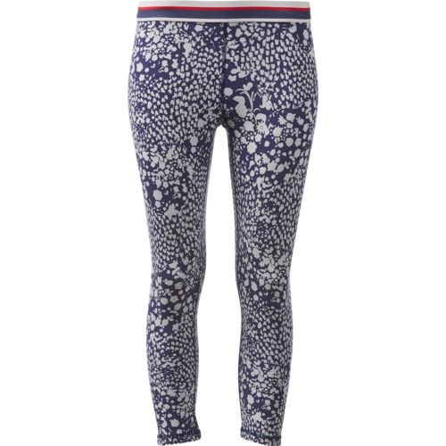 Champion Women's Authentic Printed Capri Pants