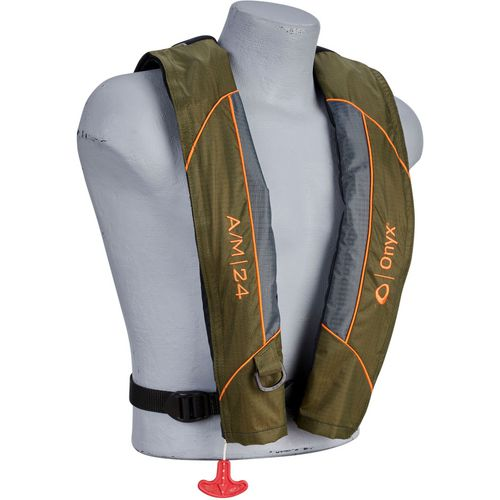Onyx Outdoor A/M 24 Automatic/Manual Inflatable Life Jacket