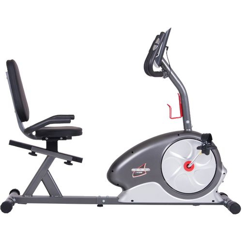 Body Champ Magnetic Recumbent Exercise Bike - view number 2