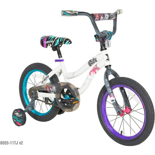 Dynacraft Girls' Monster High 16 in Bicycle