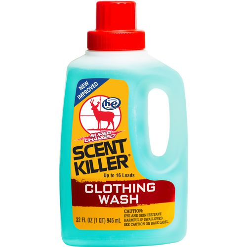 Wildlife Research Center® Scent Killer® H-E® 32 fl. oz. Liquid Clothing Wash