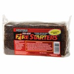 Western Red Hot Fire Starters 4-Pack