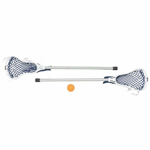 Display product reviews for STX FiddleSTX 2-Player Mini Lacrosse Set