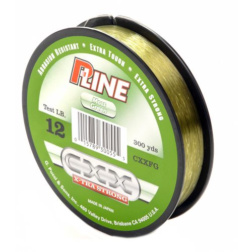 P line 12 lb 300 yards monofilament fishing line academy for Pline fishing line