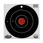 BIRCHWOOD CASEY Dirty Bird Bull's-Eye Splattering Targets 25-Pack