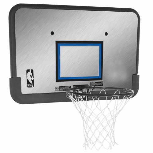 "Spalding 44"" Composite Basketball Backboard and Rim Combo"