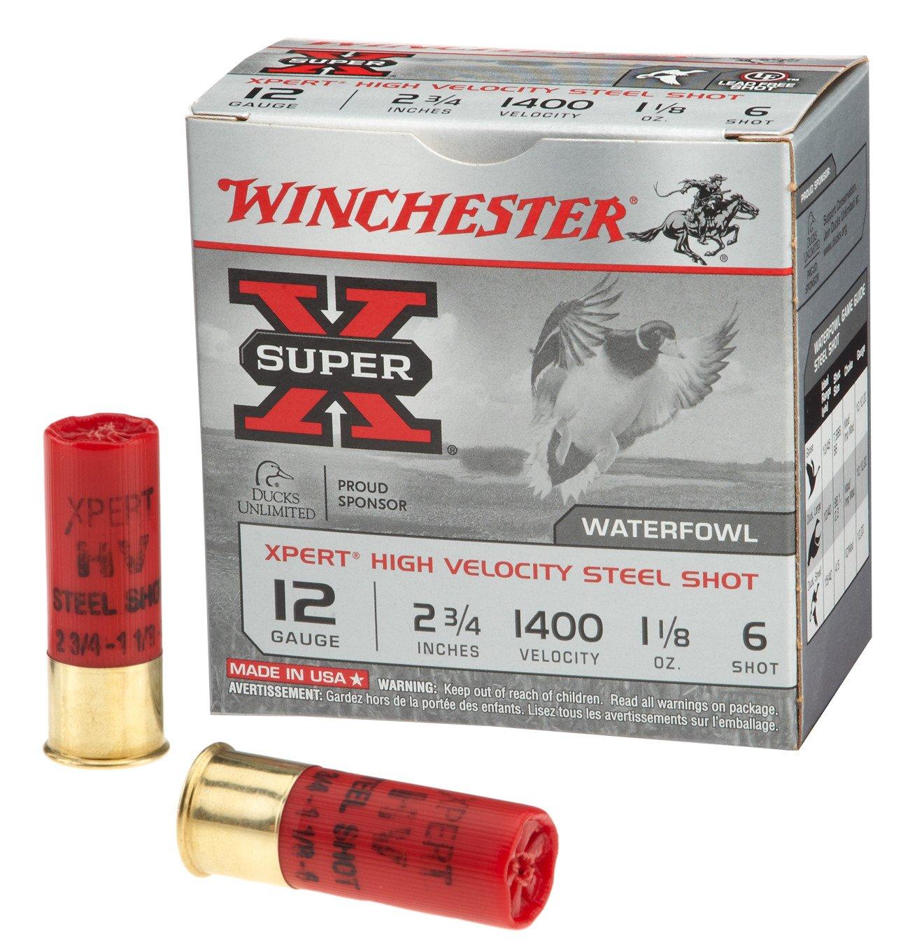 Winchester Xpert® 12 Gauge Shotshells