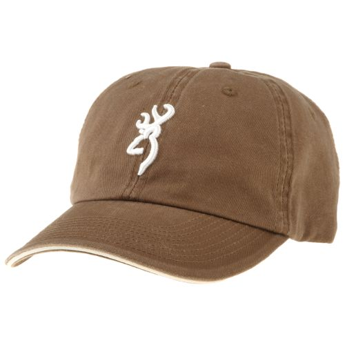 Browning Adults' Buckmark Cap