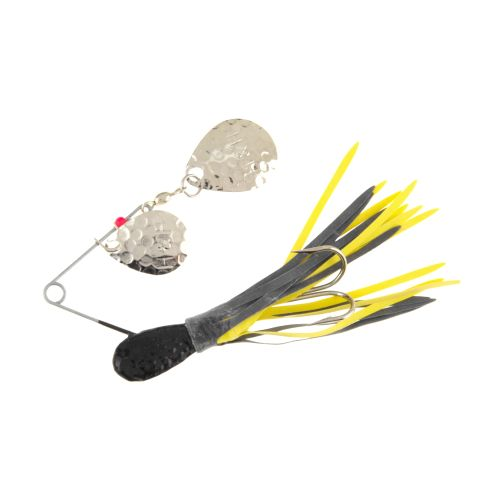 H&H Lure Original 3/8 oz Double Colorado Blade Spinnerbait