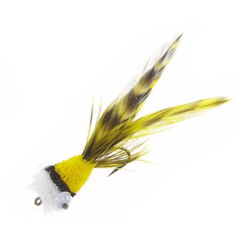Superfly Deer Hair Popper Dry Fly - view number 1