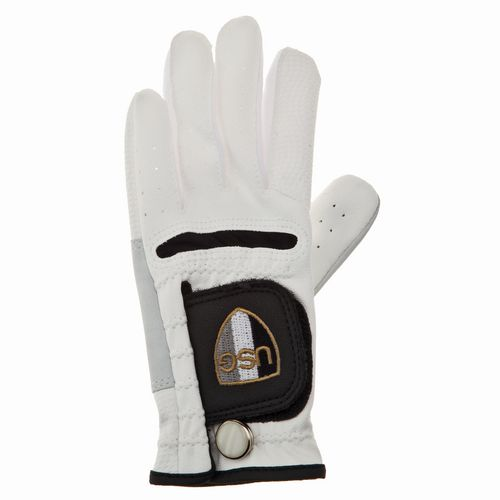 Image for US Glove Juniors' Ulti-Grip Left-Handed Golf Glove from Academy