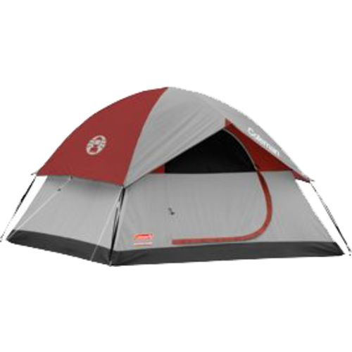 Display product reviews for Coleman Rolling Meadows 6 Person Dome Tent