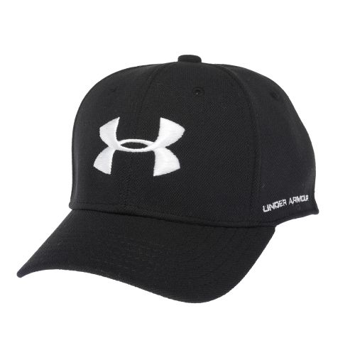 Under Armour® Boys' Stretch Fit Cap