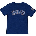 adidas Men's Oklahoma City Thunder Wordmark T-shirt