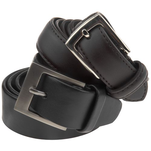 Austin Trading Co. Boys' 2-for-1 School Uniform Belt