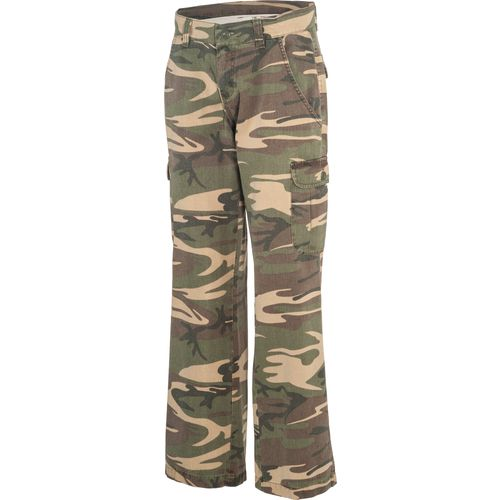 Game Winner® Women's Woodland Camo Pant